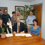 Botanic Gardens in Edinburgh and Bogotá sign MOU