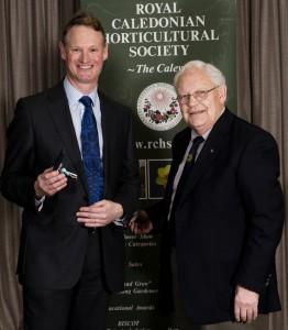 Mark Watson and Jim McColl