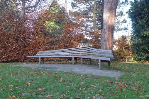 Bute Memorial Bench