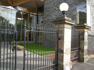 John Hope Gateway entrance