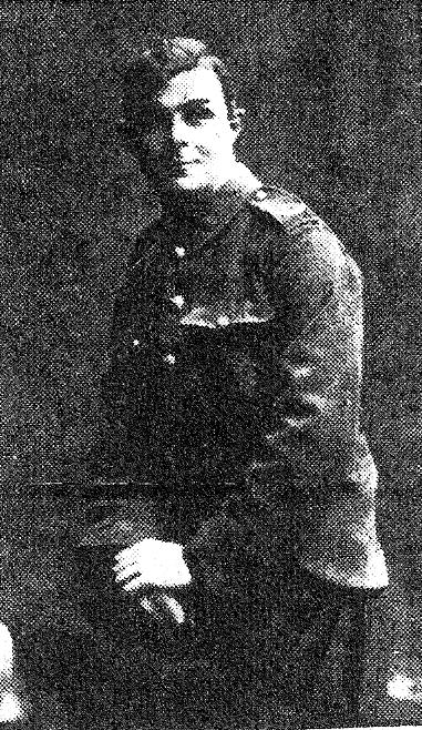 George H. Stuart's image published in the Edinburgh Evening Dispatch, November 1915.