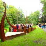 The Viking Garden at the Botanical Garden of the University of Oslo, Poulsen 2015.
