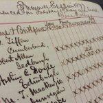 In the footsteps of Sir Arthur Conan Doyle