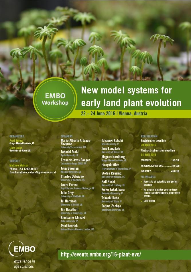 model system poster
