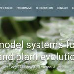 Impressions of a workshop: New model systems for early land plant evolution, 22 - 24 June 2016, Vienna, Austria