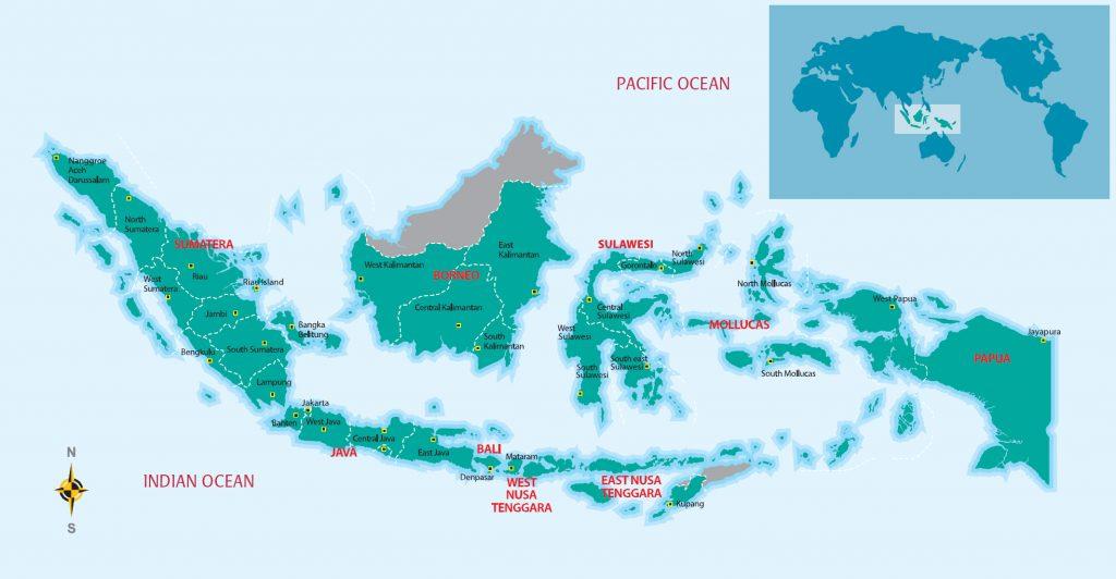 Indonesia (© https://goo.gl/images/PEzYwX)