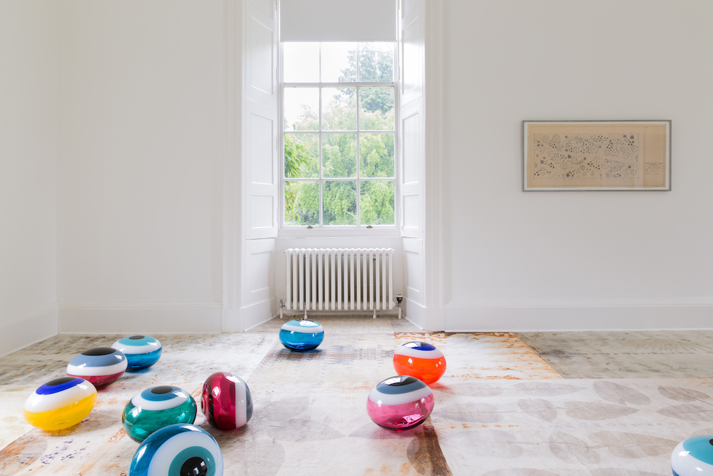 Laura Aldridge, Plant Scenery of the World, Inverleith House