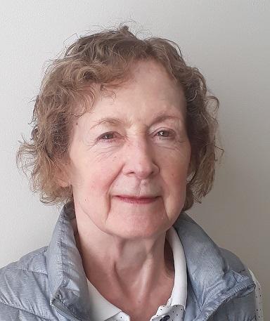 Photographic portrait of Jane Gardner